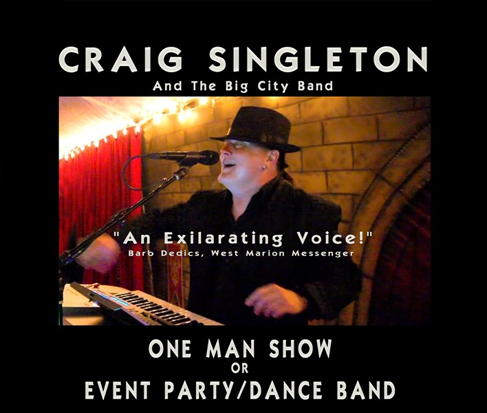 Craig Singleton - One Man Band - Clearwater, FL