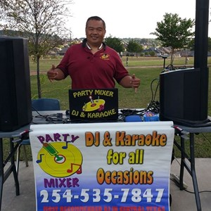 Killeen, TX Event DJ | The Party Mixer