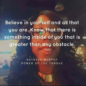 Atlanta, GA Motivational Speaker | Natasha Murphy-Power of the Tongue
