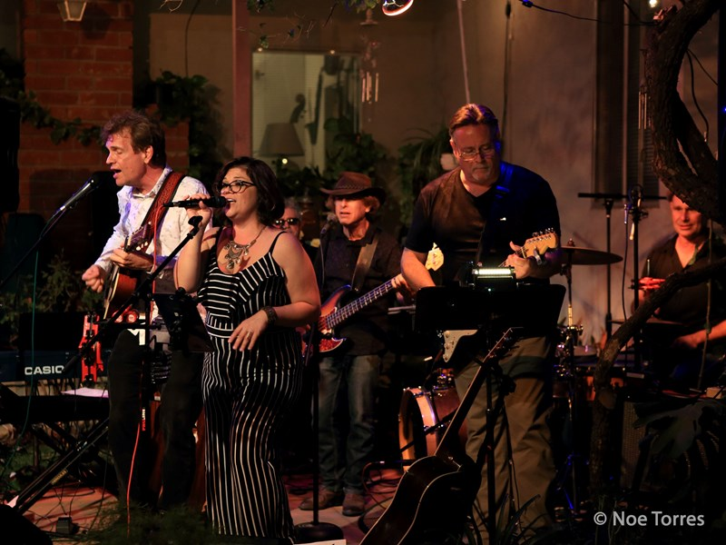 CoolHouse - Americana Band - Van Nuys, CA
