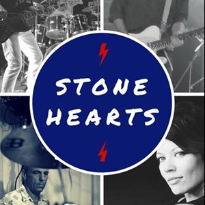 Sacramento, CA Classic Rock Band | The Stone Hearts