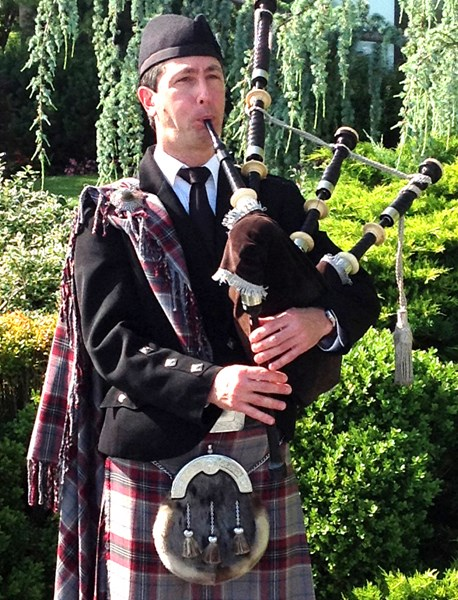 Bagpipes and Celtic Music - Celtic Bagpiper - New York City, NY