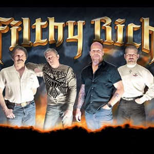Manchester, NH Rock Band | Filthy Rich