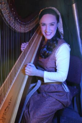 Marissa Joy Selvig | Riverton, WY | Classical Harp | Photo #5