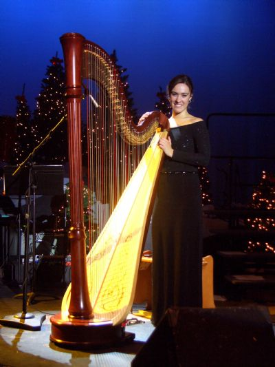 Marissa Joy Selvig | Riverton, WY | Classical Harp | Photo #3