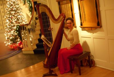 Marissa Joy Selvig | Riverton, WY | Classical Harp | Photo #6