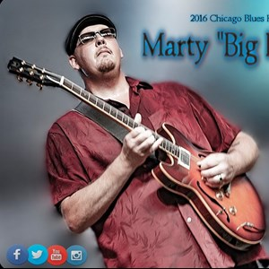 Chicago, IL Blues Band | Big Dog Mercer