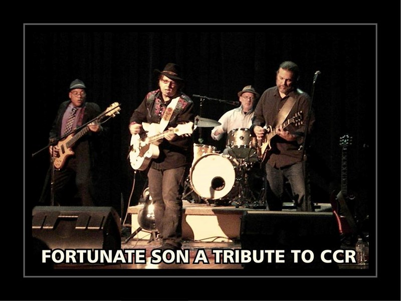Fortunate Son a tribute to CCR - Classic Rock Band La Center