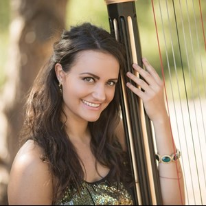 San Marcos, CA Harpist | Clare Be