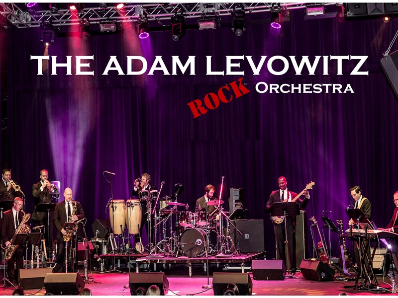The Adam Levowitz Rock Orchestra - Dance Band - Dallas, TX