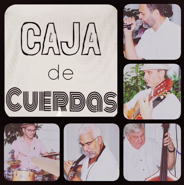 Caja De Cuerdas Latin Band (Box of Strings) - Latin Band - Charleston, SC