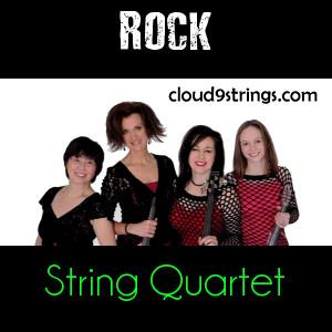 Aurora String Quartet | Cloud 9  from Leavitt Music Service