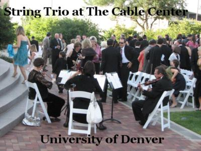 Cloud 9  from Leavitt Music Service | Denver, CO | String Quartet | Photo #20