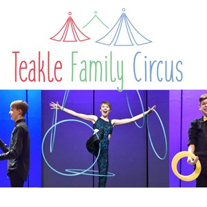 Winnipeg, MB Circus Performer | Teakle Family Circus
