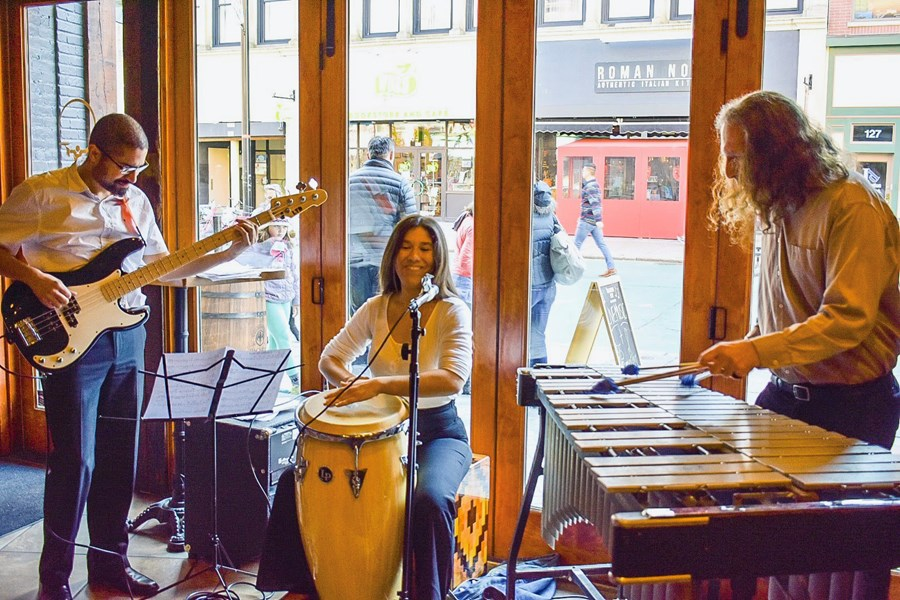 Latin Jazz Brunch