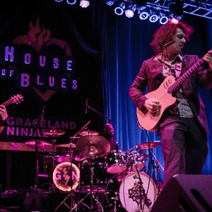 Houston, TX Blues Band | Michael Anthony Shanks and the Shanksters