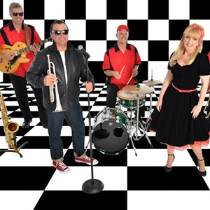 Orlando, FL 50s Band | Chrome '57 Band - 50s Band