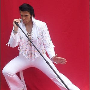 "Rego Park, NY Elvis Impersonator | Lamar Peters ""The Tribute Artist """
