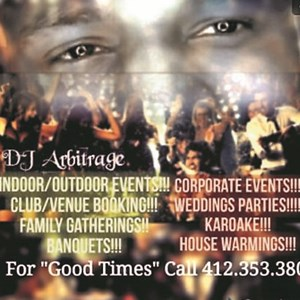Pittsburgh, PA Party DJ | DJ Arbitrage