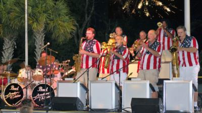 Andrew Thielen Big Band | Charleston, SC | Variety Band | Photo #4