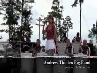 Andrew Thielen Big Band | Charleston, SC | Variety Band | Andrew Thielen Big Band plays pop, motown, rock & swing for patriotic show!