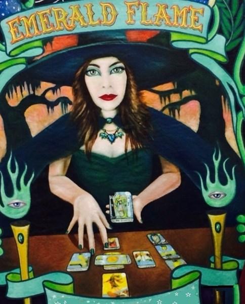 Emerald Flame Tarot Reader and Psychic - Psychic Fair Oaks