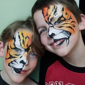 Vermilion, OH Face Painter | Face Painting by Summer