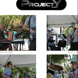 Saint Petersburg, FL Cover Band | ProjectYMusic