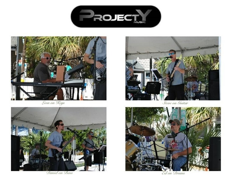 ProjectYMusic - Cover Band - Saint Petersburg, FL