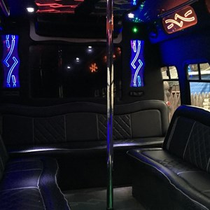 Knoxville, TN Party Bus | The Knox Party Bus