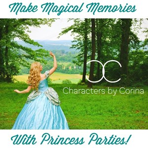 Affordable Princess Parties in Pennsylvania