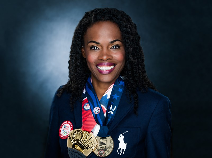4x Olympian, Medalist, & American Record Holder - Motivational Speaker - Orlando, FL