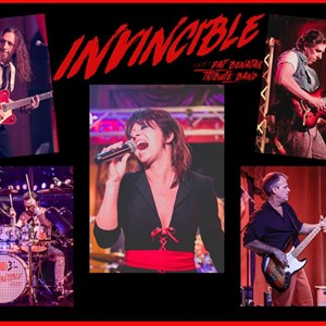Sacramento, CA Pat Benatar Tribute Band | Invincible Pat Benatar Tribute band