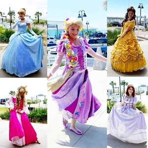 Wilmington, NC Princess Party | Fairytales and Dreams by the Sea Princess Parties