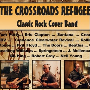 Houston, TX Cover Band | The Crossroads Refugees
