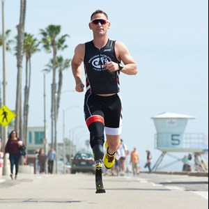Las Vegas, NV Motivational Speaker | Eric McElvenny - Speaker and Amputee Athlete