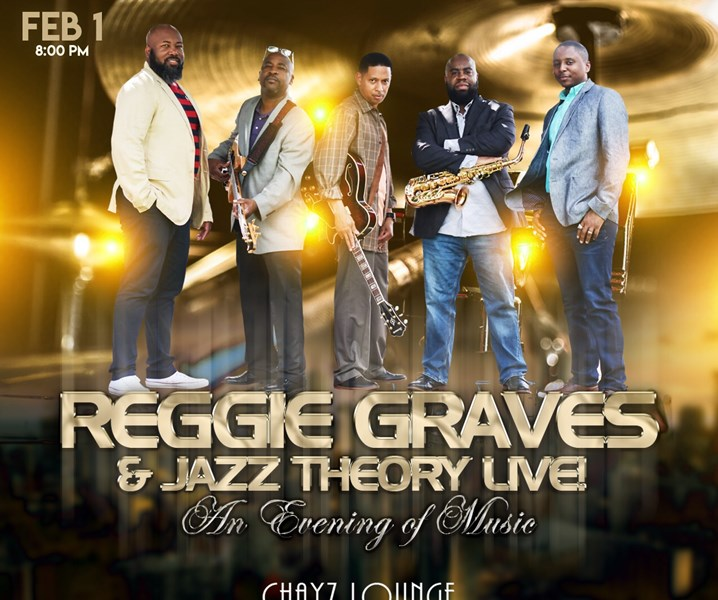 Reggie Graves & Jazz Theory - Smooth Jazz Band - Charlotte, NC