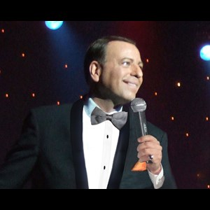 Rock Springs Frank Sinatra Tribute Act | Gary Anthony