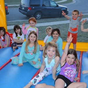 Gainesville, VA Moonbounce | Bruno's Bounce House