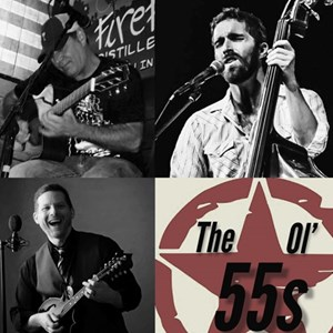 Charleston, SC Bluegrass Band | The Ol'55s
