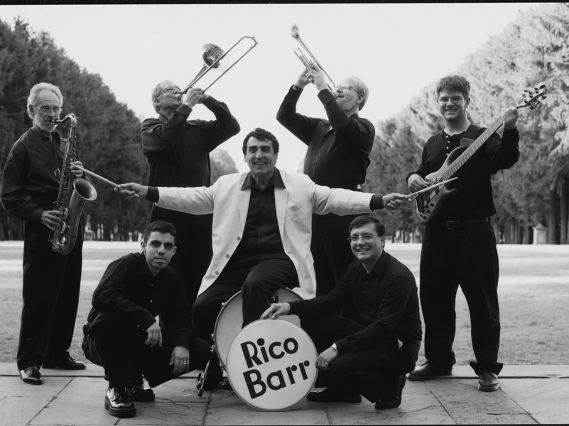 The Rico Barr Band Featuring the JJR Horns  - Jazz Band - North Andover, MA