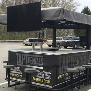 Morristown, NJ Party Tent Rentals | Tailgate & Party Trailers