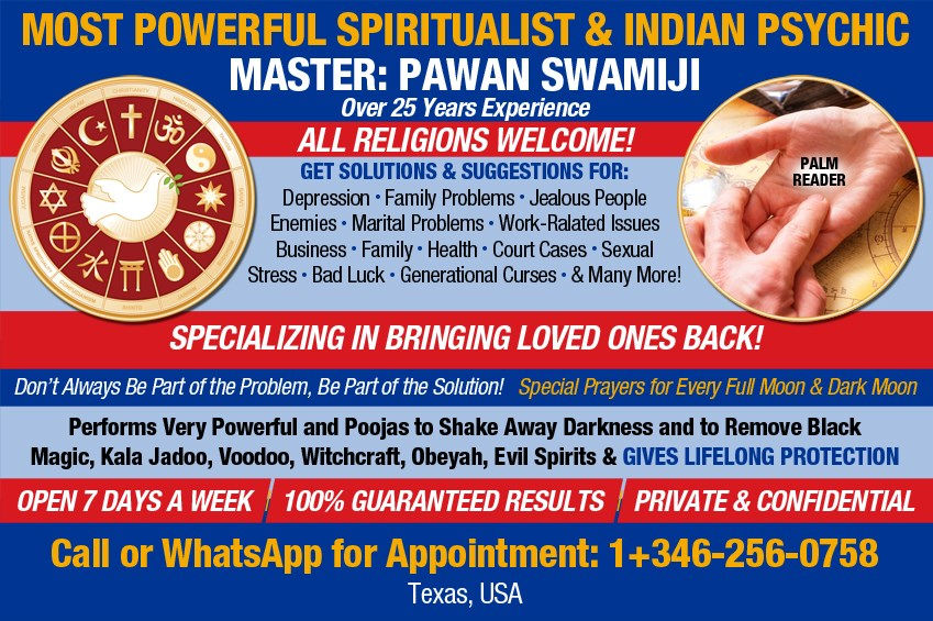 Best and Top Indian Psychic and Astrologer - Astrologer