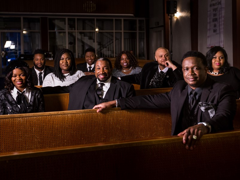 Gregory Kelly & The Best of Harlem Gospel - Gospel Choir - Cambria Heights, NY