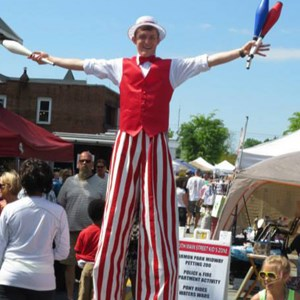 Kernersville, NC Circus Performer | Sky's Entertainment Services