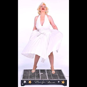 Florida Marilyn Monroe Impersonator | Camille Terry