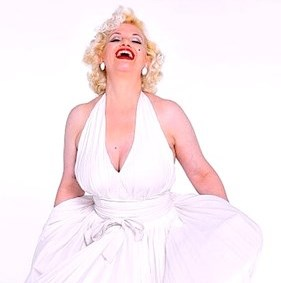 Denver Marilyn Monroe Impersonator | Camille Terry