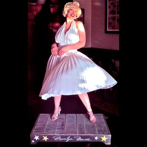 Kansas Marilyn Monroe Impersonator | Camille Terry