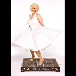 Colorado Marilyn Monroe Impersonator | Camille Terry