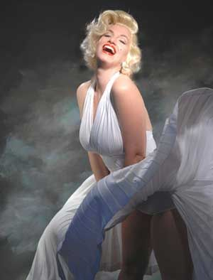 Camille Terry | Palm Beach, FL | Marilyn Monroe Impersonator | Photo #1
